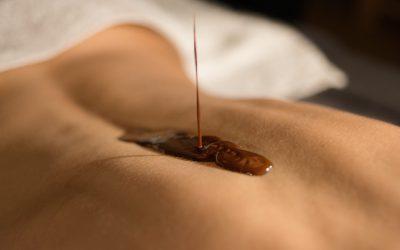 masaje con chocolate zaragoza